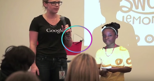 3 Things To Learn From 10-year old Founder of Bee Sweet Presentation at Google